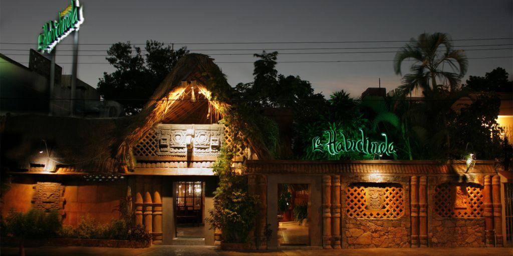рестораны канкуна