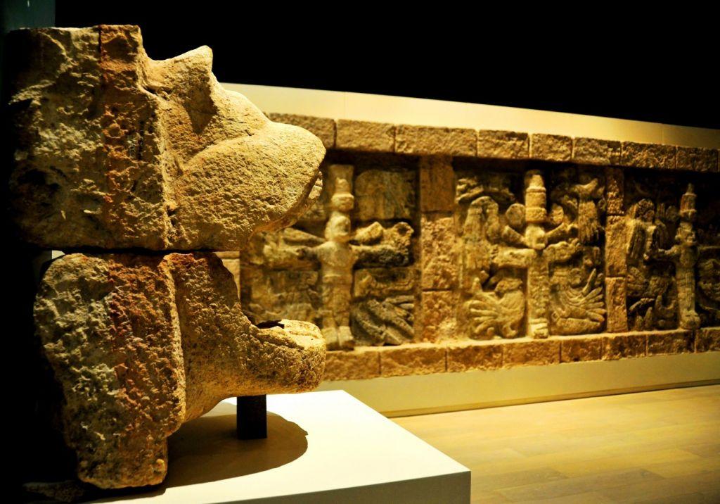 музей майя мексика