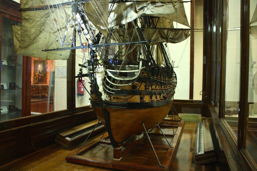 морской музей мадрид