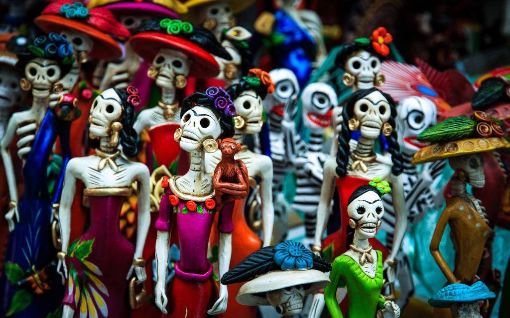 культ смерти мексика