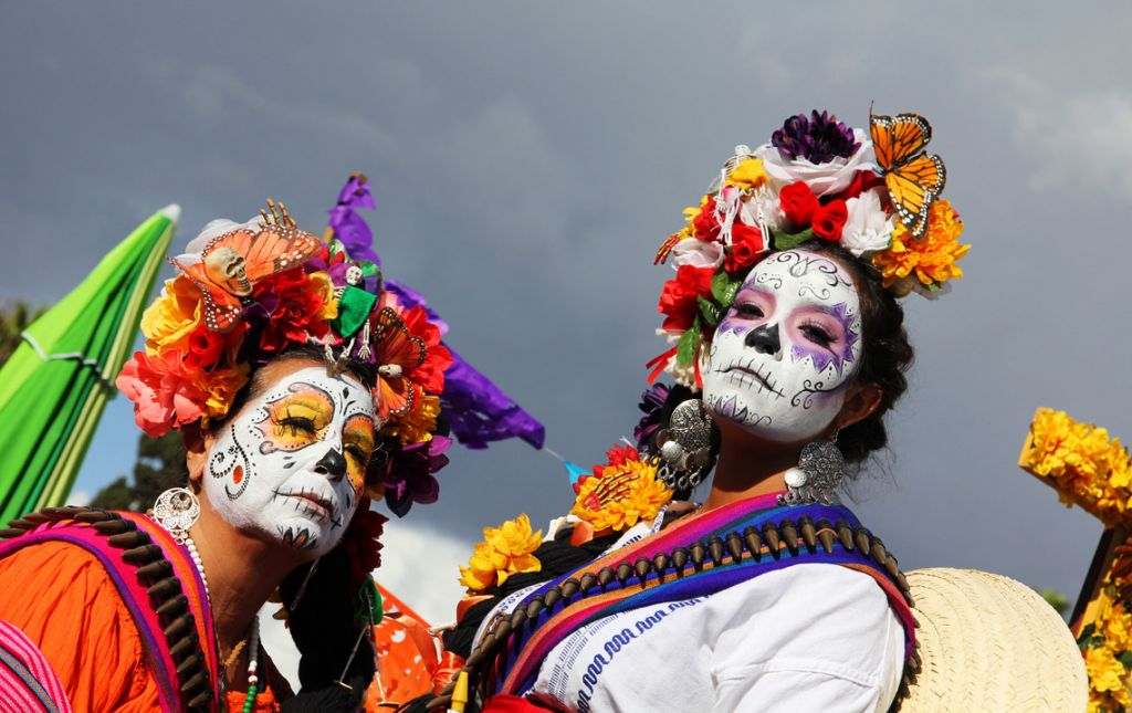 санта муэрте мексика