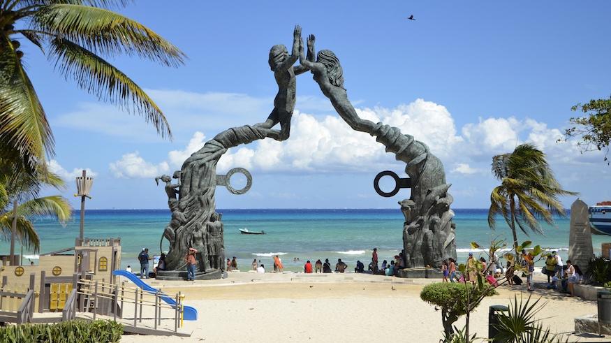 портал майя плайя-дель-кармен