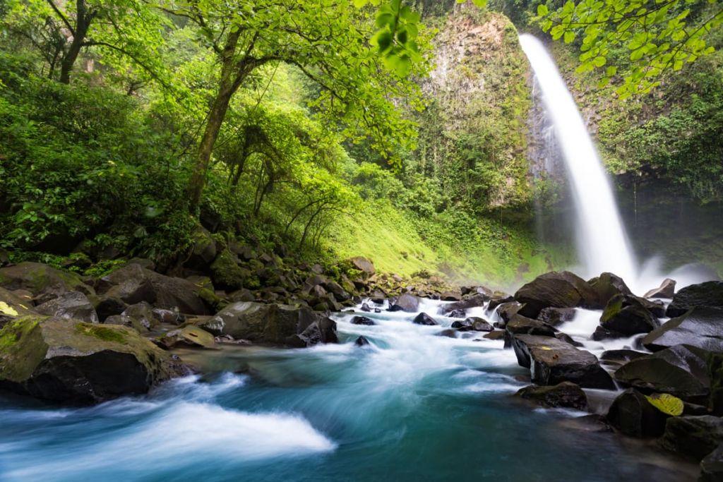 водопад ла-фортуна