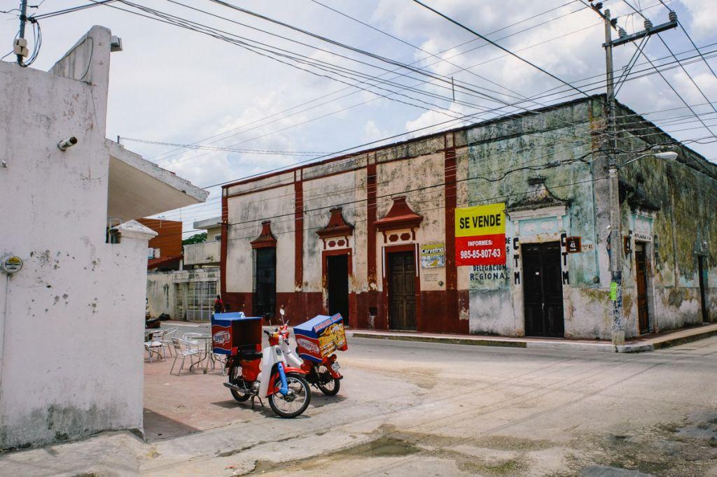 улицы вальядолида мексика
